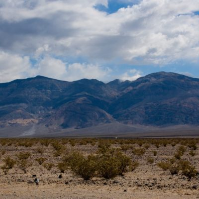Panamint Range, Death Valley, California