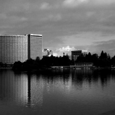 Lake Merritt, Oakland, California