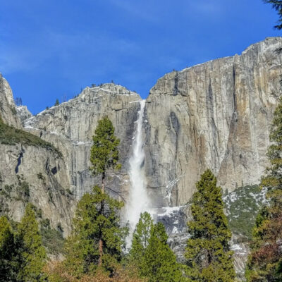 Yosemite Falls, Yosemite National Park, California, United States