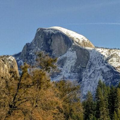 Half Dome, Yosemite National Park, Yosemite Valley, California, United States